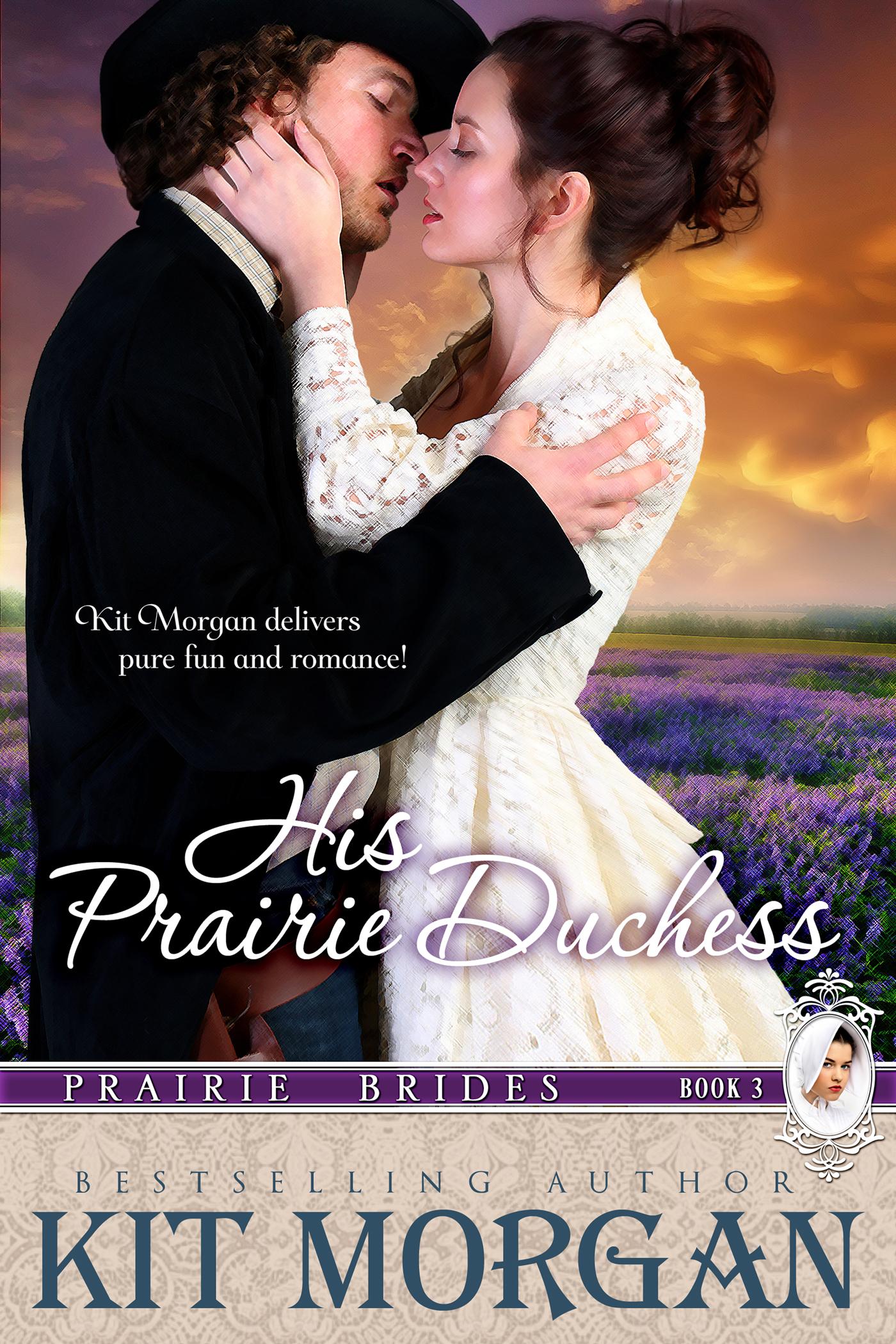Prairie Brides Kit Morgan