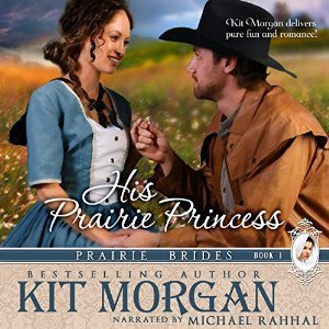 Prairie Princess Audio